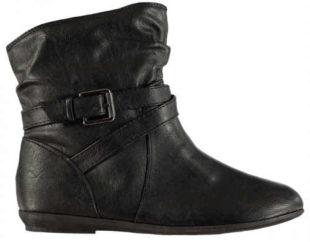 Kotníkové kožené dámske topánky predaj