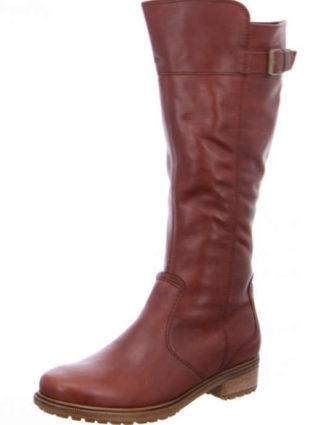 Dámske hnedé pohodlné topánky