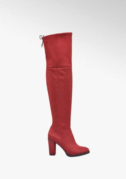 Sexy vysoké topánky GRACELAND nad kolená