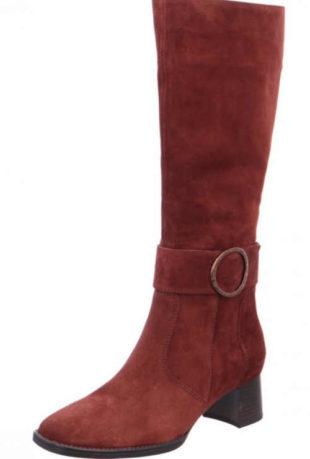 Krásne vysoké topánky na pohodlnom podpätku