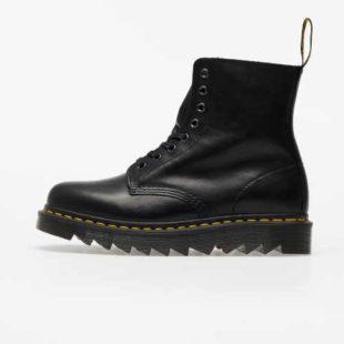 Pánska nadčasová obuv v čiernej farbe