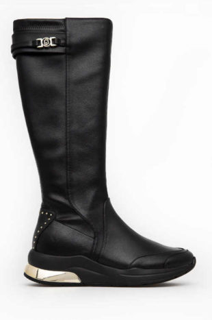 Čierne topánky na platforme Liu Jo