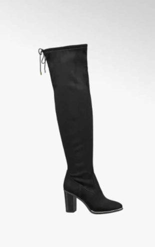 Sexi vysoké topánky nad kolená